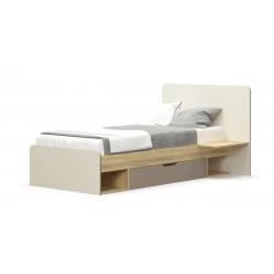 """Лами кровать 90 """"Мебель Сервис"""""""