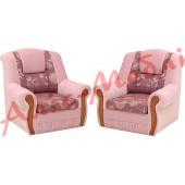 """Кресло кровать Клинтон """"Алис-Мебель"""""""