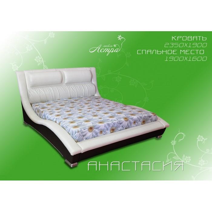 """Кровать Анастасия 1,6 """"Яспис"""""""