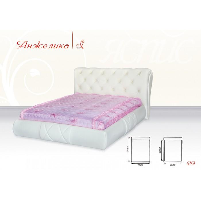 """Кровать Анжелика 1,8 """"Яспис"""""""