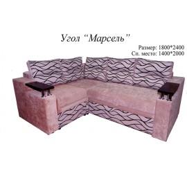 """Угловой диван Марсель """"Середа"""""""