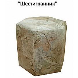 """Пуф Шестигранник """"МКС"""""""