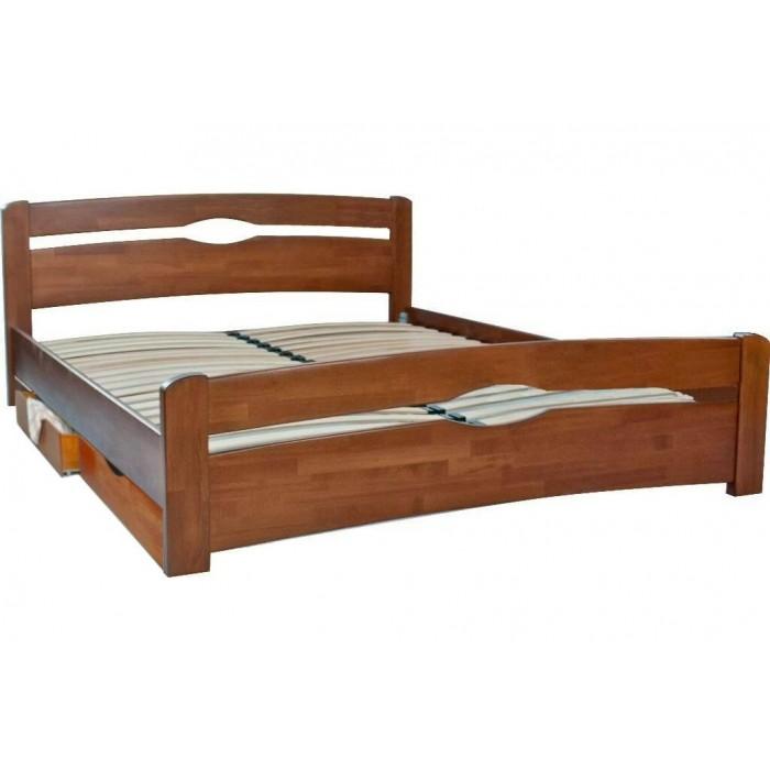 "Кровать Каролина с ящиками 1400*2000 ""Мікс меблі"""