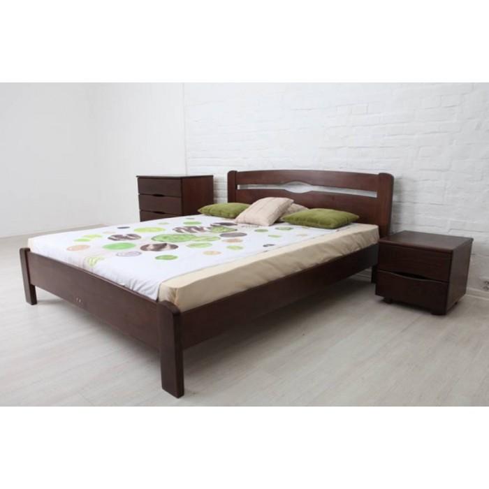 """Кровать Каролина без изножья 800*2000 """"Мікс меблі"""""""