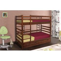 """Двухъярусная кровать Засоня """"Мікс меблі"""""""