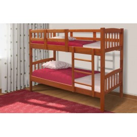 "Двухъярусная кровать Бай-Бай с ящиками ""Мікс меблі"""