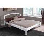 """Кровать Джульетта белая 180*200 """"Мікс меблі"""""""