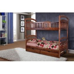"Двухъярусная кровать Кира ""Мікс меблі"""