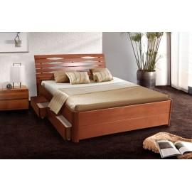 """Кровать Мария Люкс с ящиками """"Мікс меблі"""""""