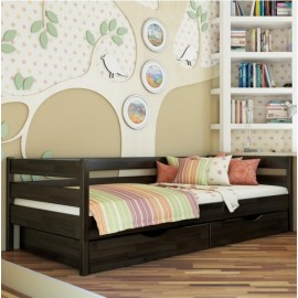 """Кровать Нота 102 80x190 щит  """"Эстелла"""""""