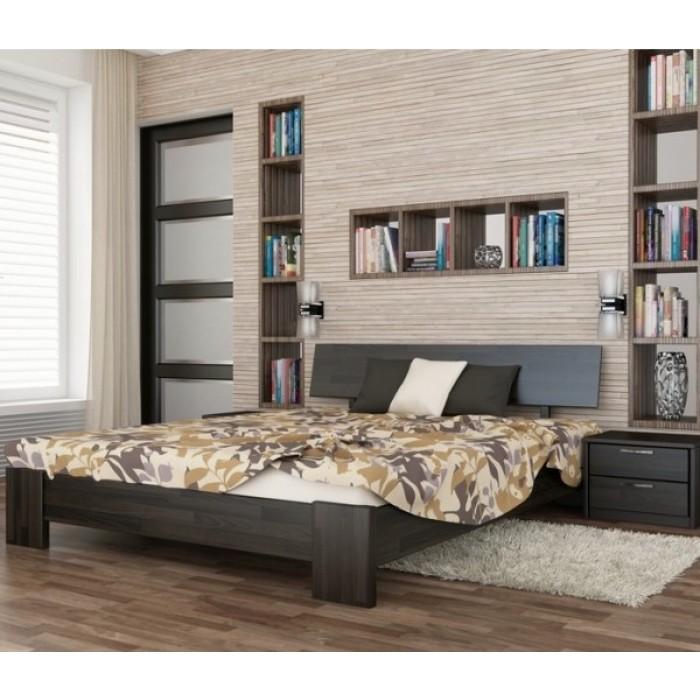 """Кровать Титан 120x190 щит  """"Эстелла"""""""
