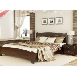 """Кровать Венеция Люкс 140x190 щит  """"Эстелла"""""""
