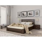 """Кровать Селена подъем. мех. 180x190 щит  """"Эстелла"""""""