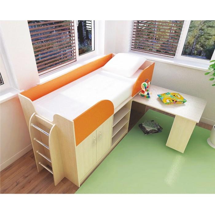 """Кровать детская трансформер Пумба """"Лион"""""""