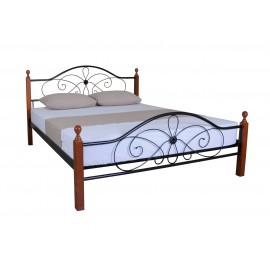 """Кровать Фелиция Вуд 140х190 """"MelbiI"""""""
