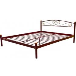 """Кровать Вероника 120х190 """"Металл-Дизайн"""""""