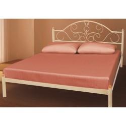 """Кровать Анжелика 140х190 """"Металл-Дизайн"""""""