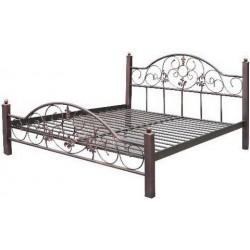 "Кровать Жозефина 140х190 ""Металл-Дизайн"""