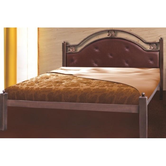"""Кровать Эсмеральда 140х200 """"Металл-Дизайн"""""""