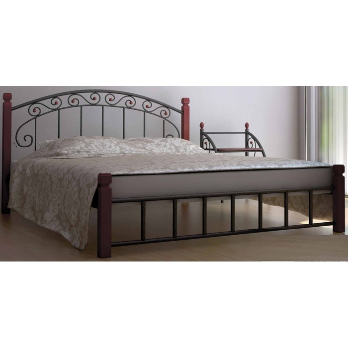 "Кровать Афина 140х200 ""Металл-Дизайн"""