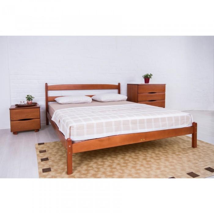 """Кровать Лика без изножья 200х200 """"Олимп"""""""