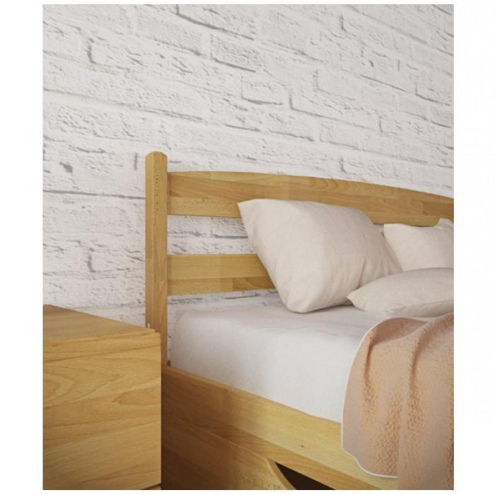 """Кровать Лика без изножья  с ящиками 180х190 """"Олимп"""""""