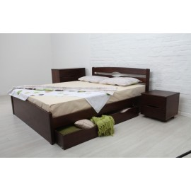 """Кровать Лика Люкс с ящиками 180х190 """"Олимп"""""""