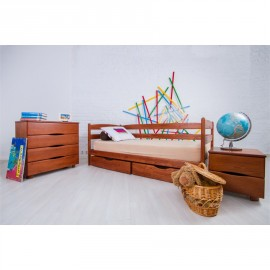 """Кровать Марио с ящиками 80х200 """"Олимп"""""""