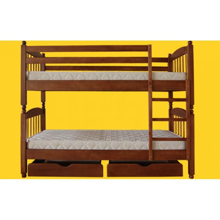 """Кровать детская Трансформер-3 80х190 """"Тис"""""""