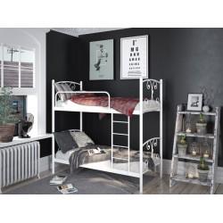 "Двухъярусная кровать Жасмин 80*190 ""Tenero"""