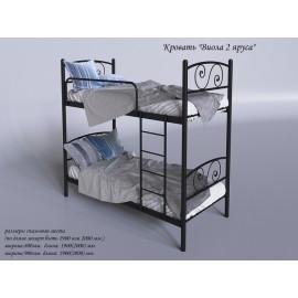 """Двухъярусная кровать Виола 80*190 """"Tenero"""""""