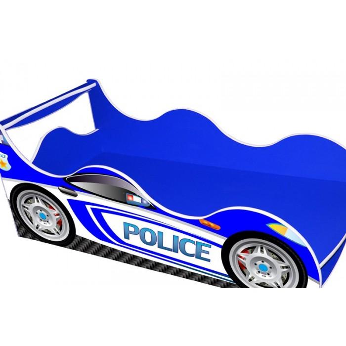 """Кровать Драйв Police-2 1640/936  """"VIORINA-DEKO"""""""