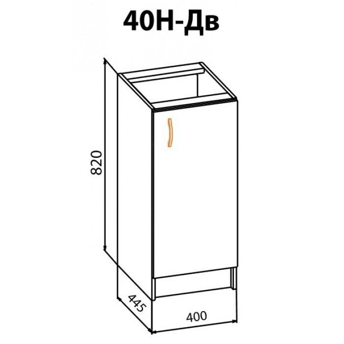 "Тумба 40НД Корона ""Мебель Сервис"""