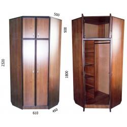 """Шкаф угловой """"Формат мебель"""""""