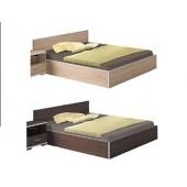 "Кровать 2-х сп. (160х200) основа под матрас ДСП Нео  ""Скай"""