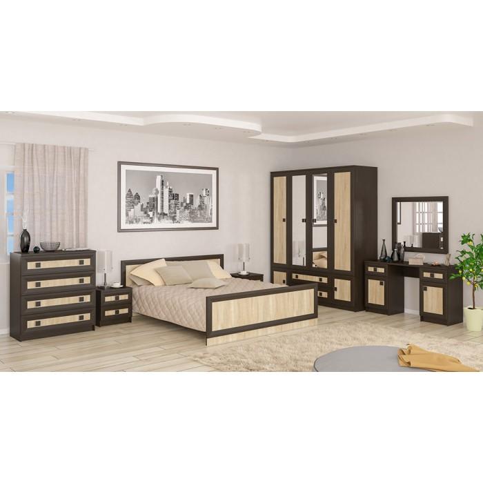 "Спальня Даллас ""Мебель Сервис"""