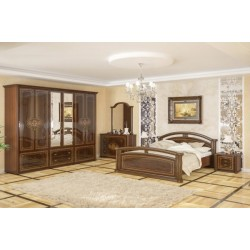 "Спальня Алабама 6Д ""Мебель Сервис"""