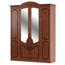 "Шкаф 4Д Барокко ""Мебель Сервис"""