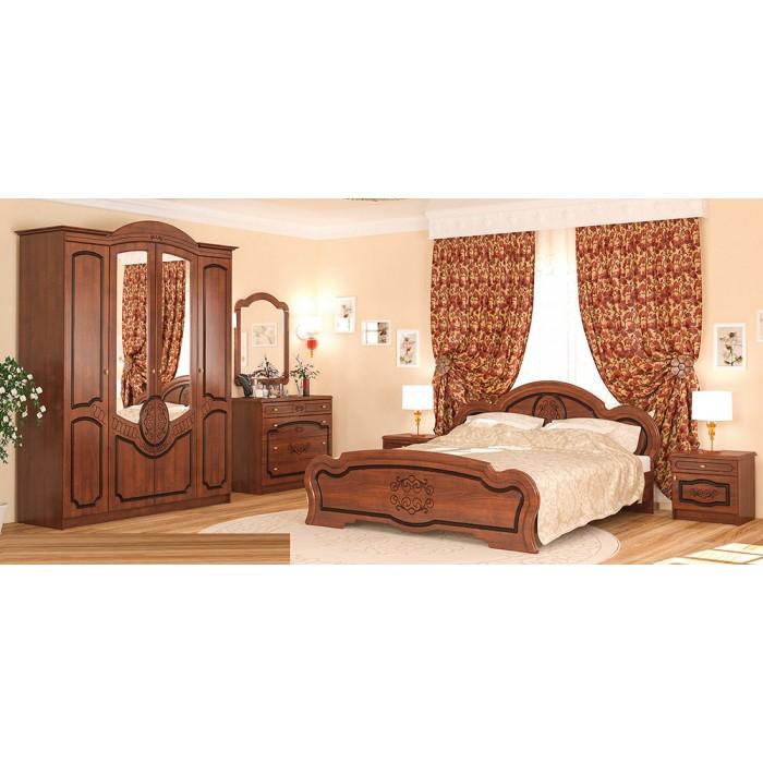 "Спальня Барокко ""Мебель Сервис"""