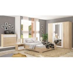 "Спальня Маркос 4Д ""Мебель Сервис"""