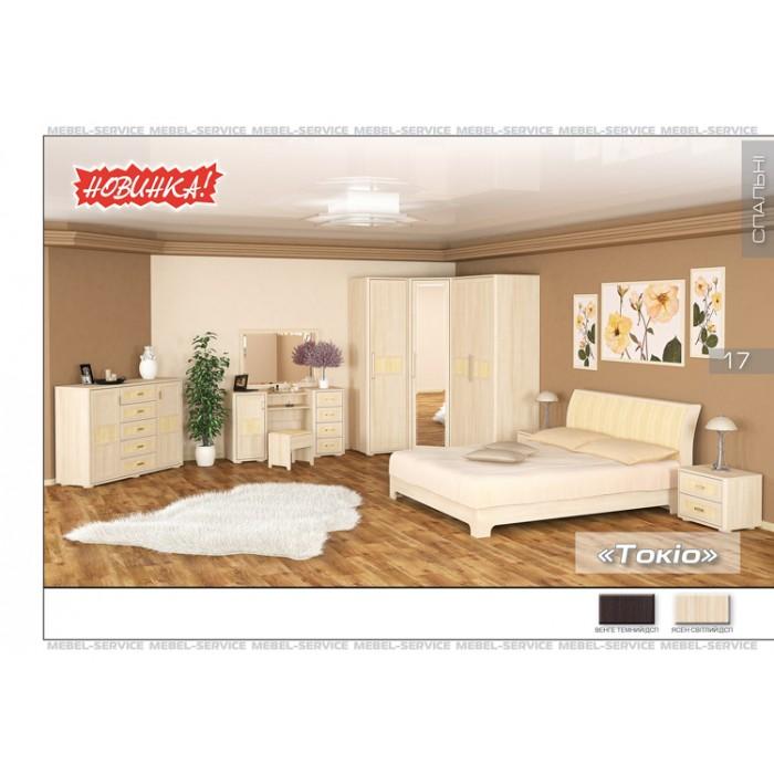 "Спальня Токио ""Мебель Сервис"""