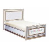 """Кровать 80х190  Принцесса """"Скай"""""""